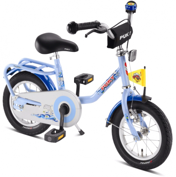 PUKY Puky Z2 Kinderfiets 12 inch Meisjes Oceanblue