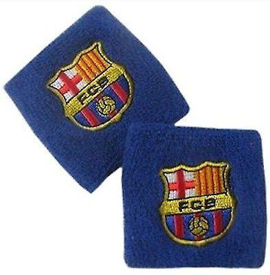 Polsband Barcelona Set Blauw