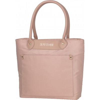 Shopper Supertrash pink 31x31x12 cm (162STG772-35)