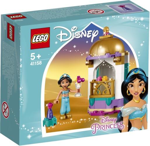Jasmine`s kleine toren Lego (41158)