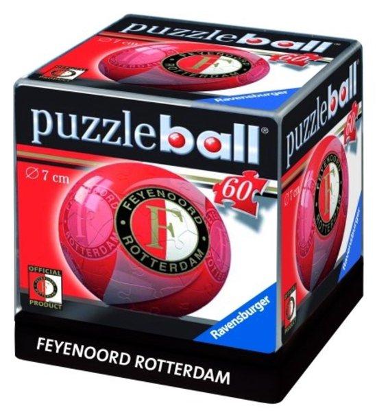 Puzzelbal Feyenoord 60 Stukjes