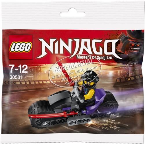 Zonen van Garmadon Lego (30531)
