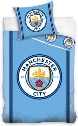 Dekbed Manchester City (MCFC16_1001) 140x200/70x80 cm