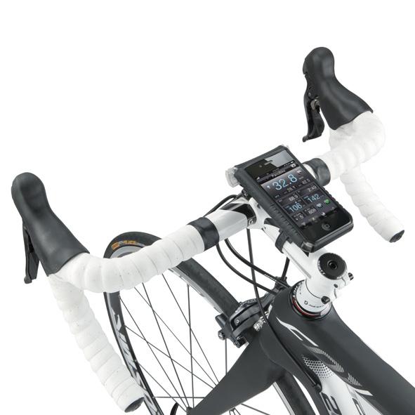Topeak smartphone Drybag 4 inch zwart