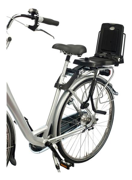 DUO BOBIKE A JUNIOR URBAN BLACK