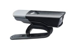 VOORLICHT LED AXA BATTERIJ AGENA USB 6 LUX OPLAADBAAR