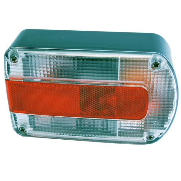 Thule a licht EuroPower/EuroWay R Stekker