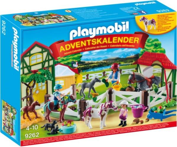 Adventskalender Paardrijclub Playmobil (9262)