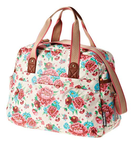 TAS BAS BLOOM CARRY ALL GARDENIA WIT 18L