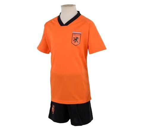 Shirt & Short Holland Dutch Lion 140
