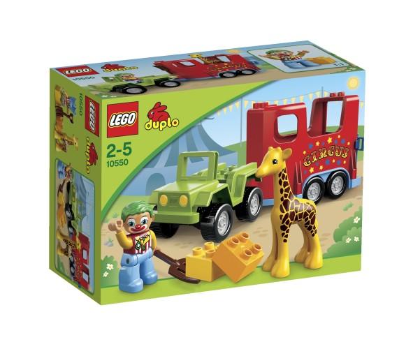 Lego 10550 Circus Transport Lego Duplo 10550