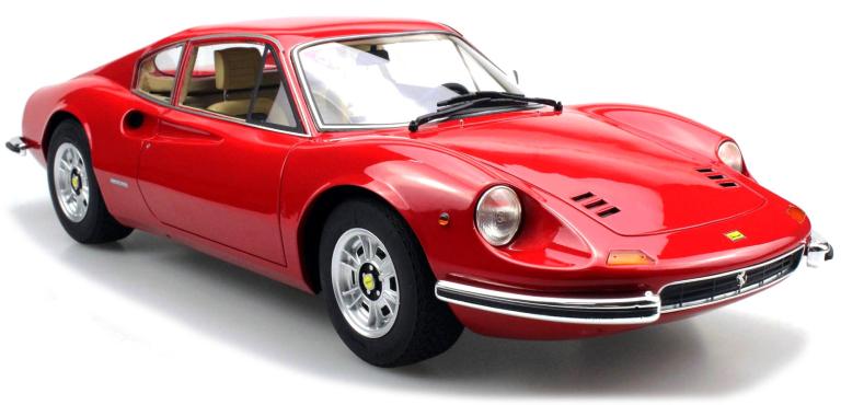 Ferrari DINO 246 GTROOD (1:12)