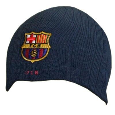 Muts Barcelona Blauw