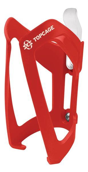 BIDONHOUDER SKS TOPCAGE PVC ROOD