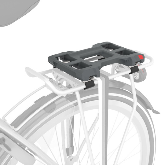 Bevestigingsset Urban Iki bevestiging op een e-bike
