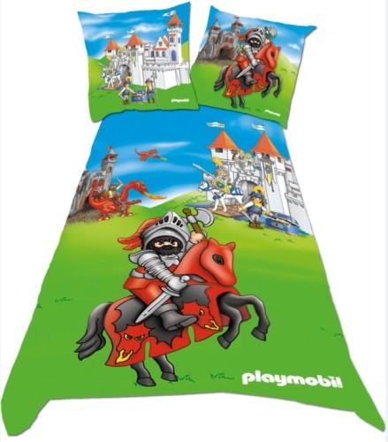 Dekbed Playmobil Ridders 140X200