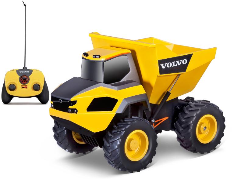 Volvo ROCK HAULER DUMP TRUCK (1:14)