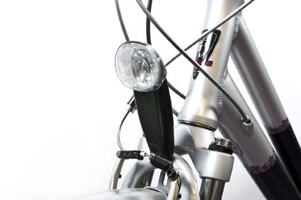 LAMP V SPANN LUCEO XBA 1LED BATTERIJ AAN/AUTO/UIT