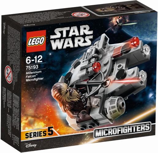 Millennium Falcon Microfighter Lego (75193)