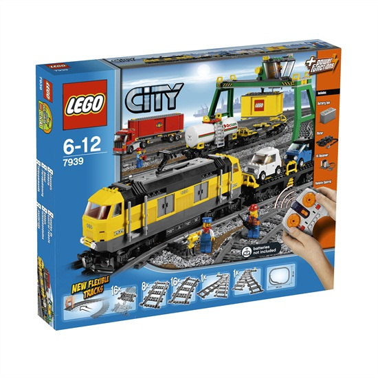Lego 7939 Vrachttrein City Zug