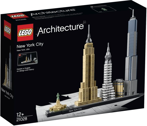 New York Lego (21028)