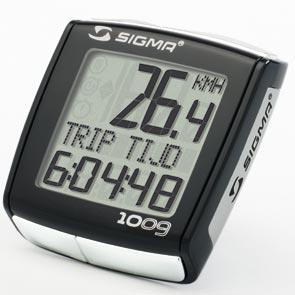 Sigma fietscomputer BC1009