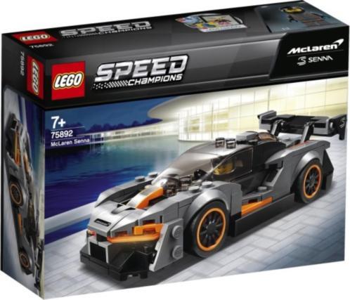 McLaren Senna Lego (75892)