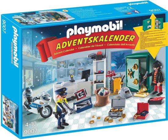 Adventskalender op heterdaad betrapt Playmobil (9007)
