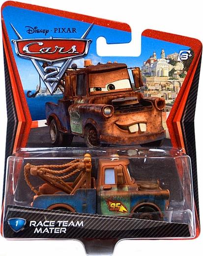 Mattel Character Cars 2 Mater