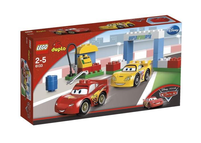 Cars De Dag Van De Grote Race Duplo Lego 6133