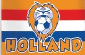 Vlag Holland Leeuw 100 x 150 cm