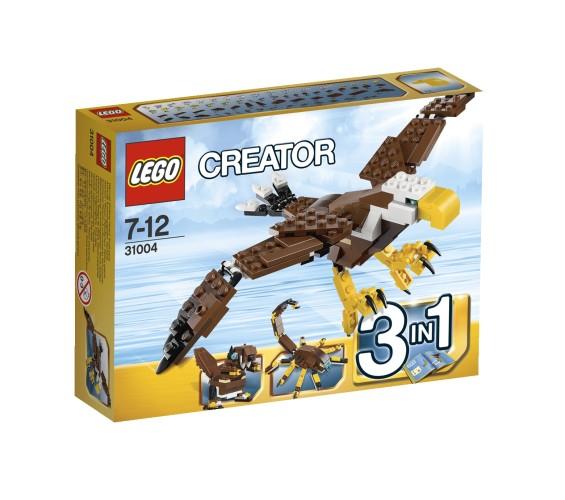 Lego 31004 Creator 3 in 1 Flitsende Vlieger