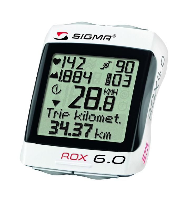 Sigma fietscomp Rox 6.0
