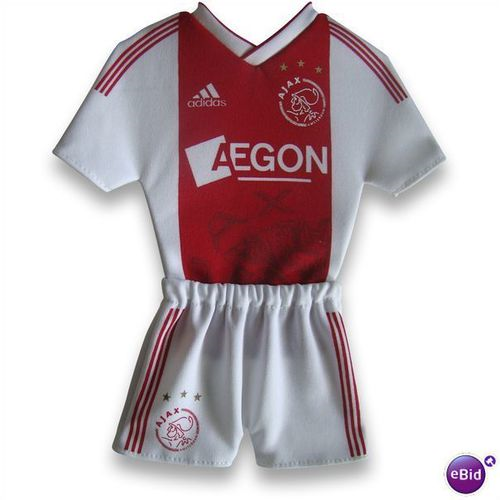 Ajax Minidress Minikit Thuis 2013