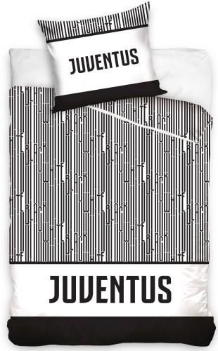 Dekbed Juventus letters (JT18_6005) (140x200/70x80cm)