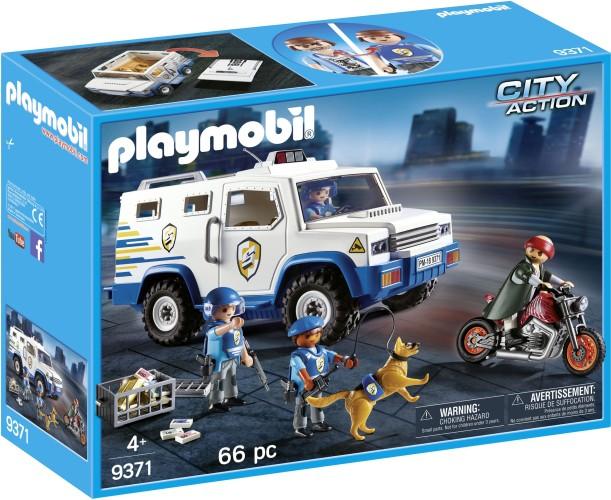 Geldtransport Playmobil (9371)