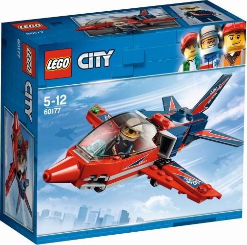 Vliegshowjet Lego (60177) Air Show