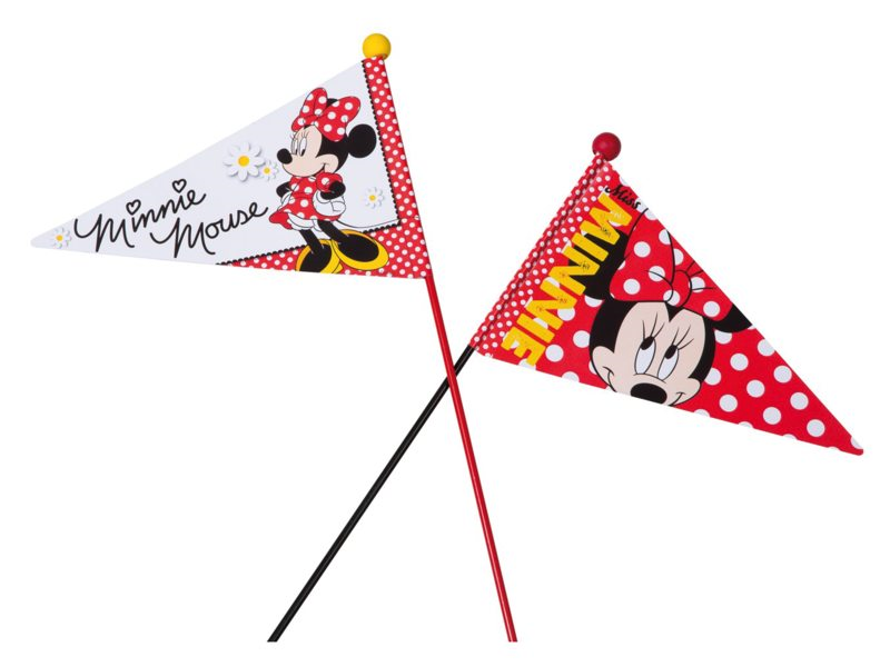Widek vlag Minnie Mouse