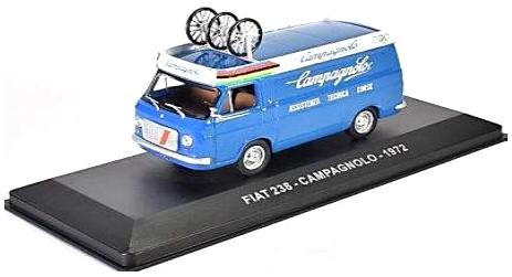 Fiat 238 CAMPAGNOLO 1972 (1:43) ATLAS