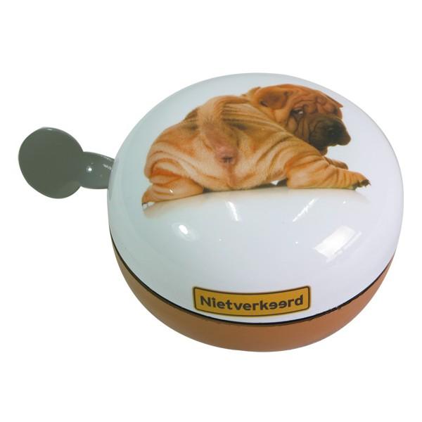 NV bel Ding Dong 80mm hond