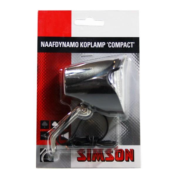 Kopl Compact naafdyn aan/uit