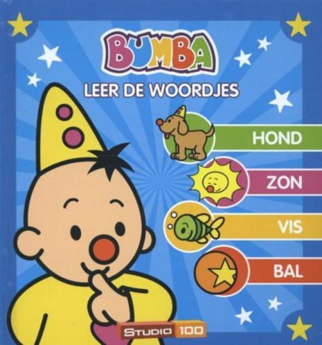 Boek Bumba Leer de Woordjes (BOEK340697)