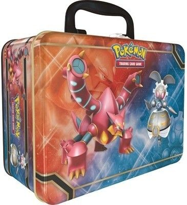 Pokemon collector chest Treasure tin