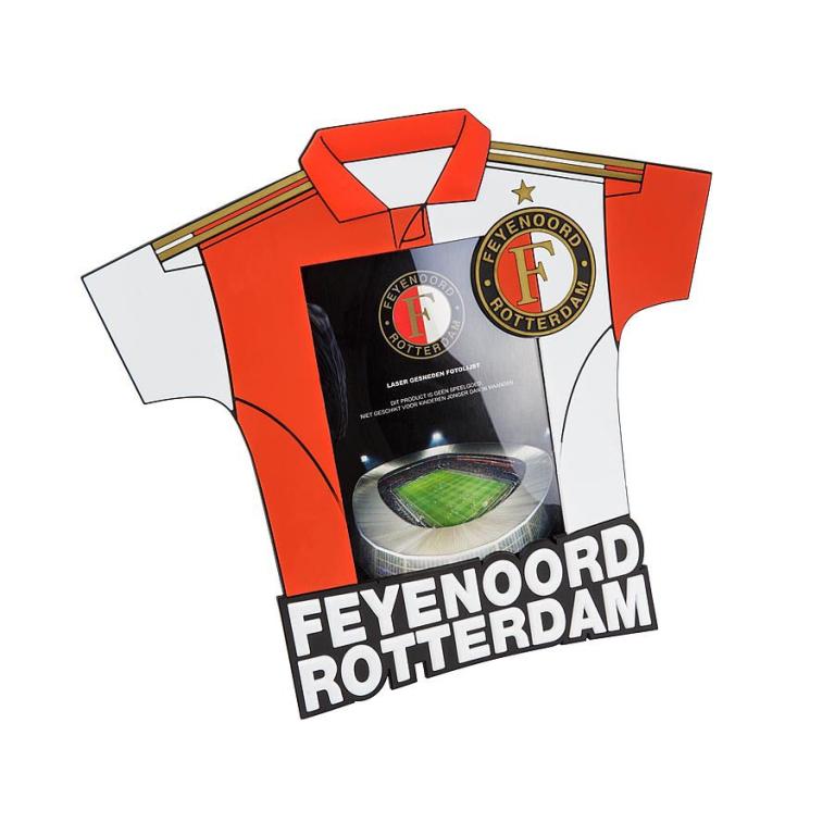 Fotolijst Feyenoord Shirt