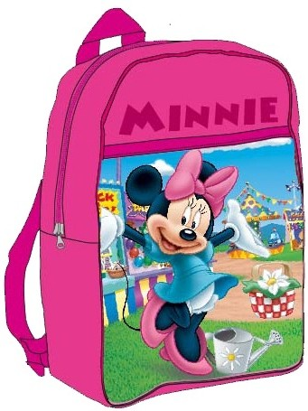 Rugzak/tas Minnie Mouse