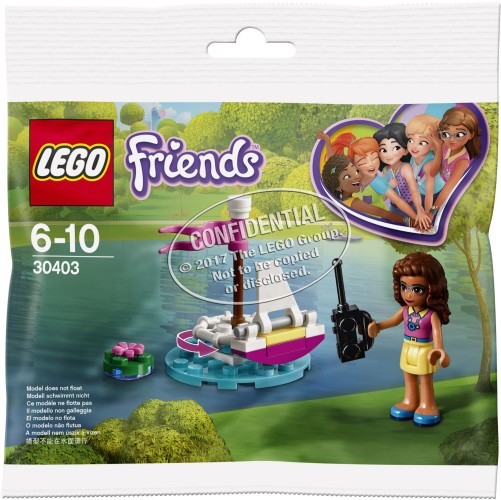 Olivia`s RC Boot (30403) RC Boat