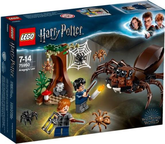 Aragog`s schuilplaats Lego (75950)