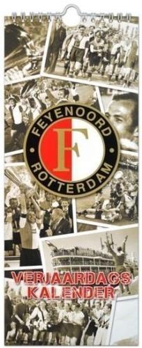 Kalender Feyenoord Verjaarsdagkalender