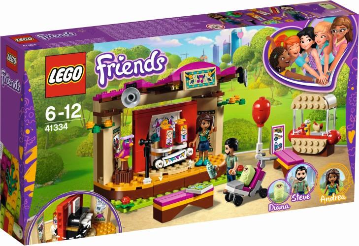 Andrea`s Parkprestaties Lego (41334)