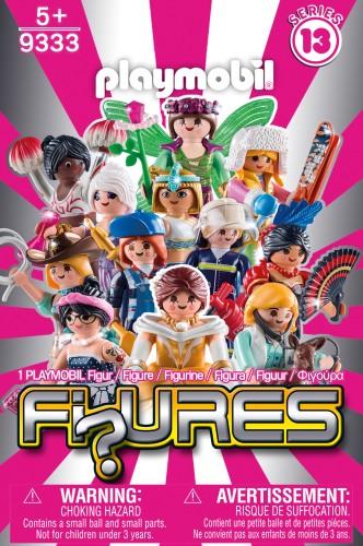 Minifigures Playmobil serie 13 girls (9333)